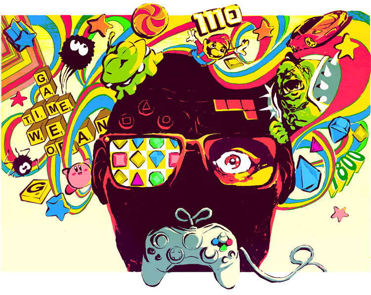 christina ung illustrations -wired magazine